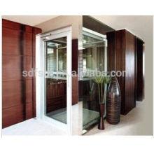 Villa/home passenger elevator with 320kg 1m/s
