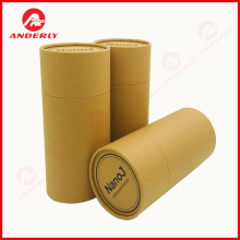 Airtight Tea Gift Packaging Paper Tube