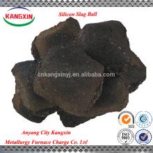 bola do silicone ferro do anyang / carvão amassado 20-50mm