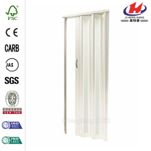 Solid Wood Glass Inserts Interior Accordion Doors