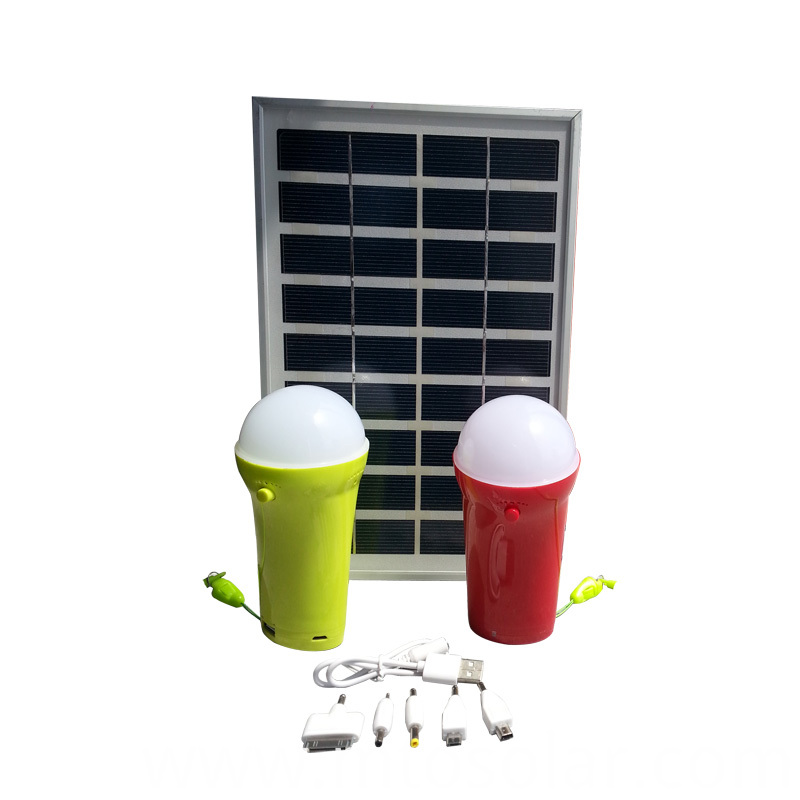 Solar Lantern with Lithium Battery