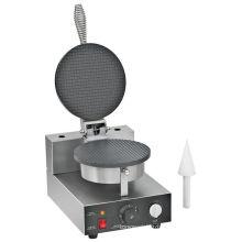 Stainless Steel Cone Baker Machine 0.6mm For Restaurant , Snack Bar Equipment