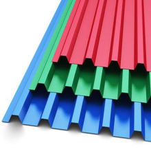 Quality service color coated steel coil hot sale roofing sheet