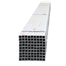 20x20 galvanized square steel tube pre galvanized steel pipe for warehouse and fence post