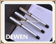 corporate gift stylus metal roller pen,luxury cap off metal roller pen