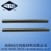 Polished Molybdenum Rod Dia10mm for Making Electric Vacuum Device