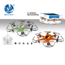 2.4GHz 6 Axes Gyroscope 360 ​​degrés Rolling Headless Flying Toy Drone avec caméra en option
