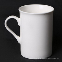 Super caneca de porcelana branca - 14CD24367