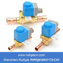 (EVR series) Danfoss Solenoid Valves & Coils for AC, Cold Room