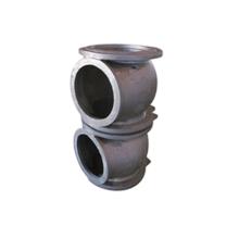 Piezas de la válvula de bola de hierro fundido