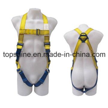Cinturón de seguridad profesional de arnés de seguridad ajustable