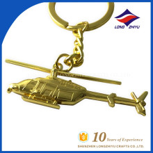 Factory supply directly keychain wholesale Helicopter key chain