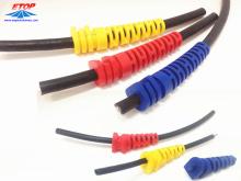 Melegakan tekanan yang teracu bagi kabel