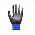 Most Popular Nitrile Coated Safety Work Gloves