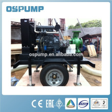 IS IR single mechanical seal dewatering pumps