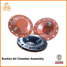 Mud Pump Spare Parts Suction Air Chamber
