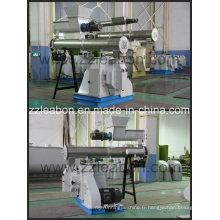 Machine flottante de granule d'alimentation de poissons de moulin d'alimentation d'acier inoxydable