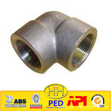 high quality A105 3000LB forged carbon steel pipe fittings