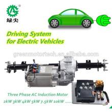 nuevos motores eléctricos de inducción pequeños y atractivos
