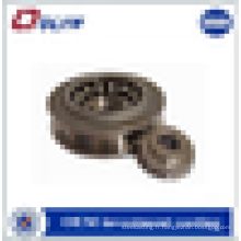 Les roulements à billes en acier ISO CB7Cu-1 de haute qualité ont perdu des pièces de précision de cire