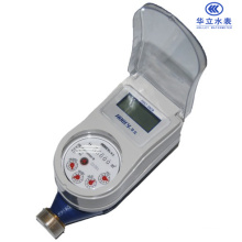 Medidor de água pré-pago da tarifa escalonada RF Card