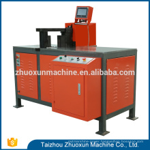 Modern Design Cnc Processor Manual Shearing Busbar Twisting Bend Machine