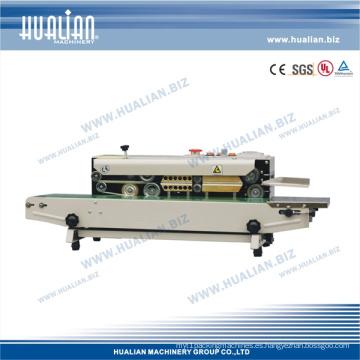 Sellador de banda caliente Hualian 2016 (FRB-770I)