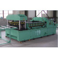 Hoja de caja de acero color máquinas de fabricación