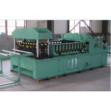 Chapa de aço caixa cor máquinas de fabricação
