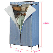 DIY Detachable Bedroom Wardrobe Designs Portable