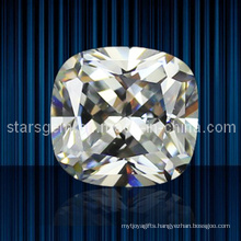 Square Shape Cushion Cubic Zirconia for Jewelry