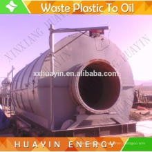 Continious Automatic used lubricants oil recycling plant