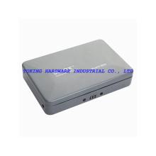Красочные многофункциональные хранения Портативный Box с кабелем (C100-240)