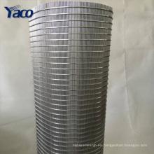 304 pantalla de alambre de cuña de tambor de acero inoxidable para detección de aguas residuales ranura de 0.25 mm 0.5 mm 1 mm