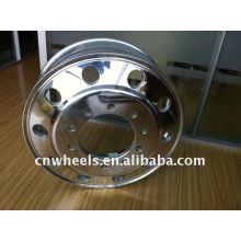aluminium alloy wheel 22.5*11.75