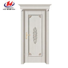 *JHK-001 CS Door Frame Hand Carved Wood Doors Mahogany Doors