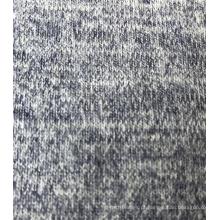 Tecido listrado de malha simples