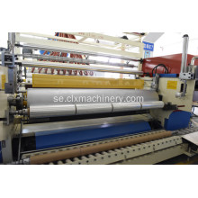 PE Pallet Wrapping Film Line Cast Filmutrustning