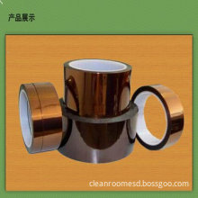 Amber Anti-static Polyester Kapton Polyimide Adhesive Heat Resistant Tape