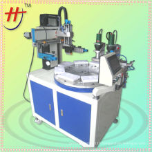 High precision and performance automatic conveyor screen printing press