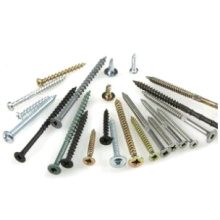 Screws and Nuts with Thread Milling Range M1-M8