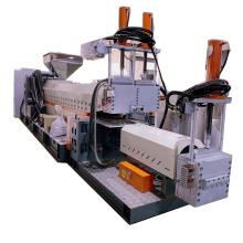 ABS PET Granulators Plastic Polystyrene Recycling Machine