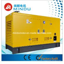 Long Warranty Silent 90kVA Yuchai Diesel Generator Set