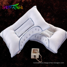 Hotel pillow/Popular China hotel cheap pillow custom