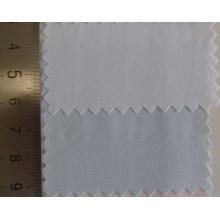 Shark Skin Muster Dobby Shirt Baumwollstoff