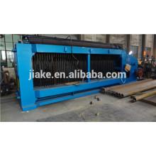 Große sechseckige Drahtgeflecht-Maschine Gabion Mesh Manufacturing Machine / Machienry für die Herstellung