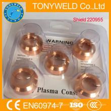 Schneidbrenner Ersatzteile 220955 Plasma Schweißen geschichtet