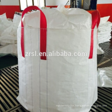 plastic food packing big bag,tubular food grade bulk bag/rice big bag,polypropylene bags 1000 kg