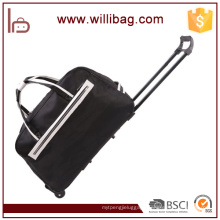 Factory Customized Travel Bag With Wheels, Travel Trolley Bag