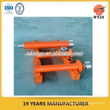 small ton telescopic hydraulic cylinder/hydraulic cylinder for sale
